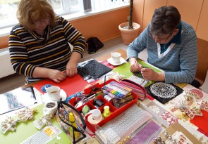 Basteln, Förderung der Gemeinschaft in der Harabau e. V.