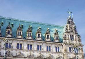 Hamburger Rathaus, Figuren, Stadtbilderklaerer Beleites
