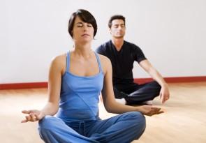 Entspannung, Pilates, Yoga, Antistress-Training
