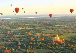 Myanmar, Burma, Reisen, Filmvortrag