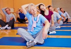 Seniorengymnastik, Sport, Senioren, Beweglichkeit