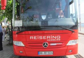 Busausflug Travemuende Spargelessen