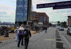 Elbe, Spaziergang, Hafen, Gemeinschaft