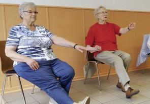 Seniorensport, Fit im Alter