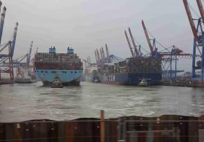 Containerhafen, HHLA