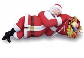 Weihnachtsmann, Weihnachten, Malen, Schreiben, Geschichte