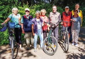 Jubilaeum, Fahrradgruppe