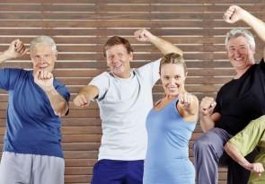 Seniorensport, Hockergymnastik, Fit im Alter