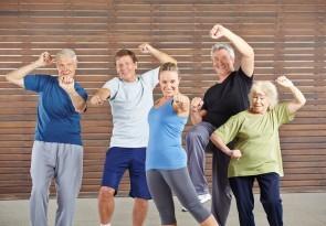 Bauch Beine Po, Gymnastik, Fitness