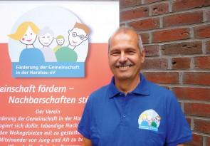 Helfende Hand - Förderung der Gemeinschaft in der Harabau e. V.