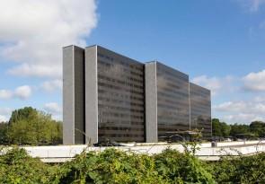 Architekturfuehrung, Vattenfall-Haus, Foerderung der Gemeinschaft in der Harabau e.V.