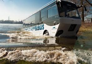 HafenCity RiverBus, Amphibienfahrzeug, Foerderung der Gemeinschaft in der Harabau e. V.